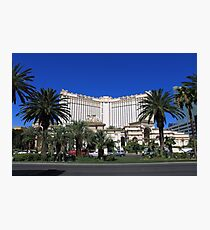 Las Vegas Strip Photographic Print