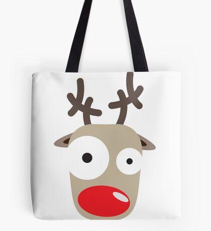 Rudolph Surprise Tote Bag
