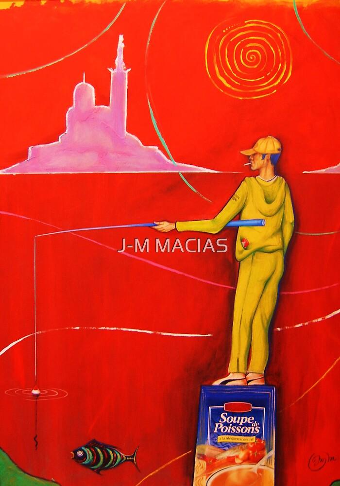 un dimanche a la pèche by J-M MACIAS