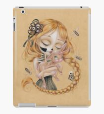 Enchanted Kiss Of The Undead Beauty iPad Case/Skin