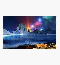 Beyond Earth-for drjmarks Photographic Print