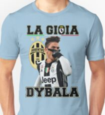 Paulo Dybala Juventus  Unisex T-Shirt