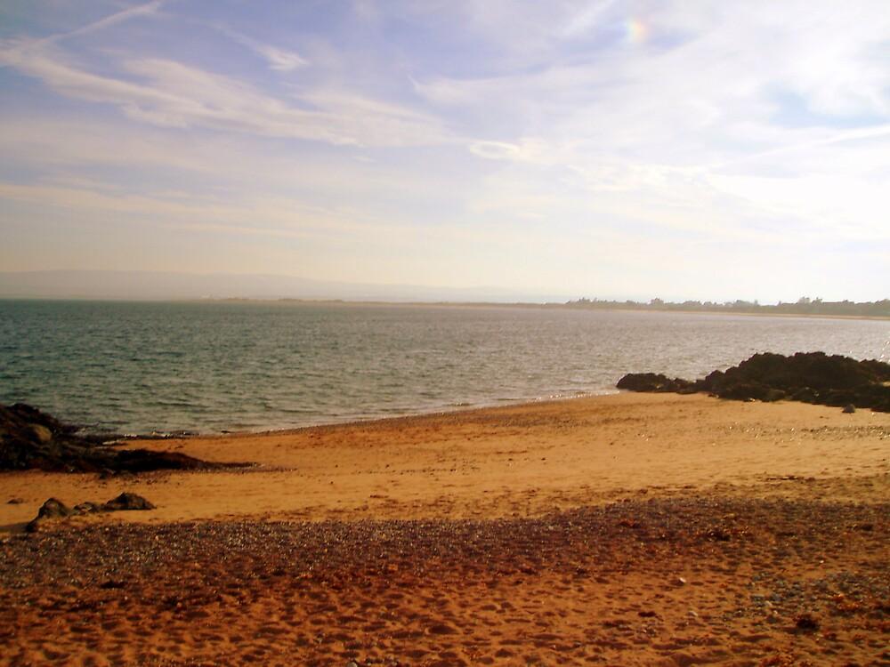 A Beach View by Hippyman