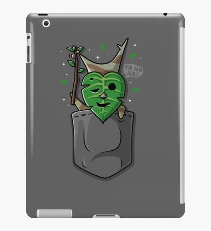 Yahaha! You Found Me! iPad Case/Skin