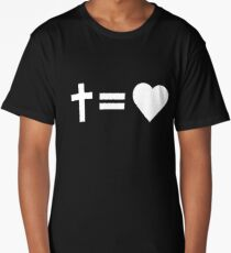 Christian Symbol Long T-Shirt