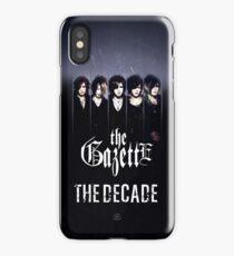 the GazettE - THE DECADE iPhone Case/Skin