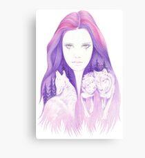 WolfSpirit Canvas Print