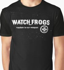 Watch_Frogs Graphic T-Shirt