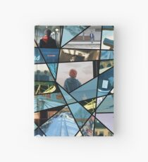 Spring Day Puzzle  Hardcover Journal