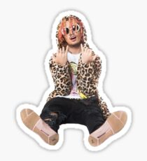 lil pump  Sticker