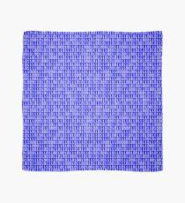 Binary code Scarf