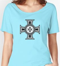 Kekistani Cross Women's Relaxed Fit T-Shirt