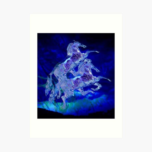 WindWalkers III Kunstdruck