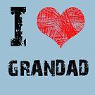 I Love Grandad by Stuart Stolzenberg