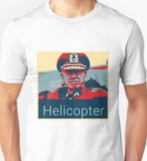 """Pinochet helicopter """"hope poster"""" T-Shirt"""