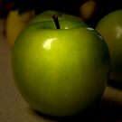 apple by Linda Sannuti