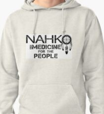 Nahko and Medicine for the People Logo Pullover Hoodie