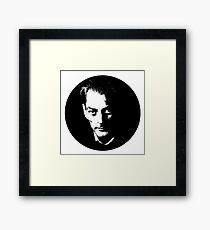 Best writer XX XXI century - Paul Auster Framed Print