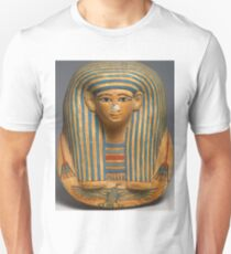 Ancient Egyptian Bust of a Pharaoh Unisex T-Shirt