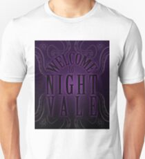 Welcome... to Night Vale Unisex T-Shirt