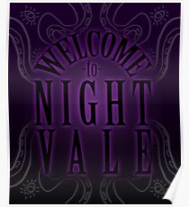 Welcome... to Night Vale Poster