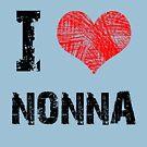 I Love Nonna by Stuart Stolzenberg