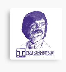 TRASK INDUSTRIES - XMEN Metal Print