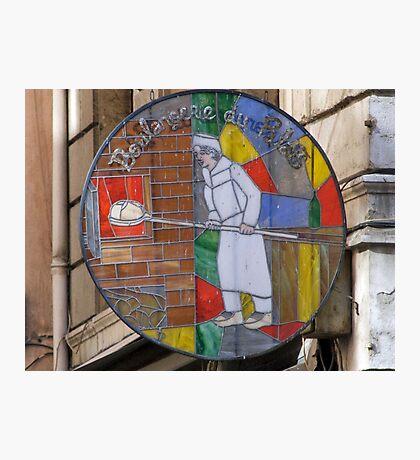 Boulangerie Au Palais Photographic Print