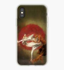 Fuchs Ballett iPhone-Hülle & Cover