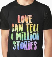 A Million Stories | Falsettos Graphic T-Shirt