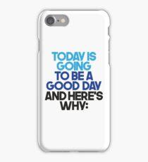 A Good Day | Dear Evan Hansen iPhone Case/Skin