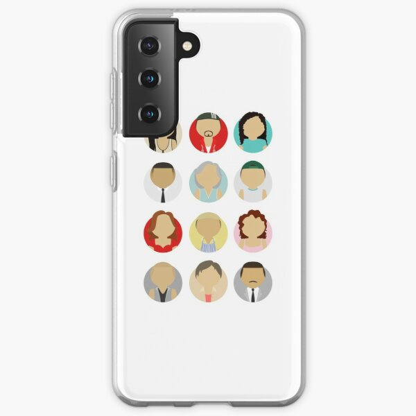 In the Heights Busts Samsung Galaxy Soft Case