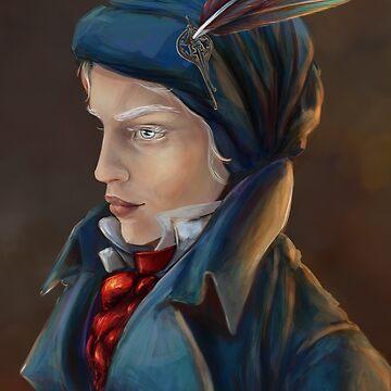 Kit Silverthorne by nushie