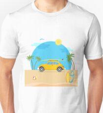 Summer Trip Beetle Unisex T-Shirt