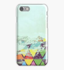 Triangle Mountain iPhone Case/Skin