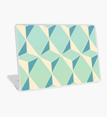 Triangles and Squares X Laptop Skin