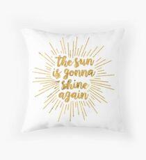 Cojín El sol va a brillar otra vez | Lucero