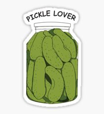 Pickle Lover Sticker
