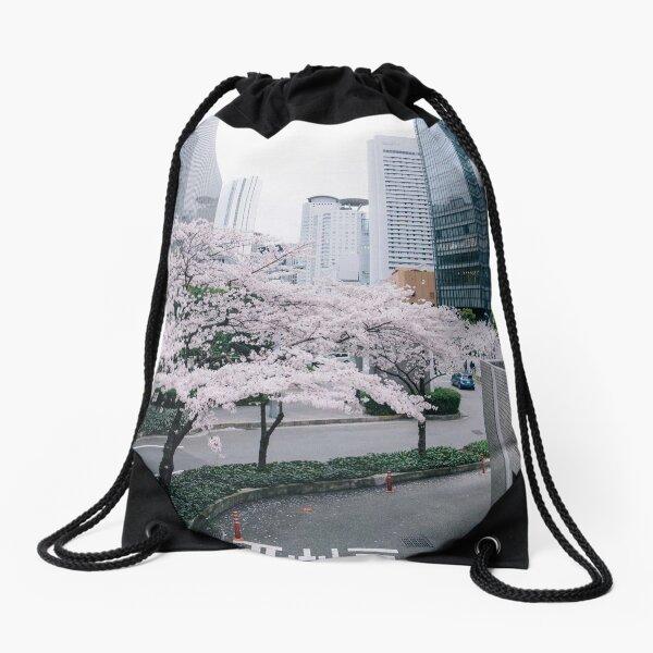 Tokyo Drawstring Bag