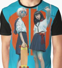 skate girls in japan Graphic T-Shirt