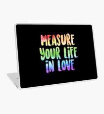 Messen Sie Ihr Leben in der Liebe | Miete Laptop Folie