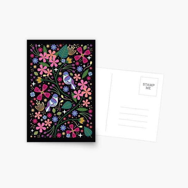 Oleander Postkarte
