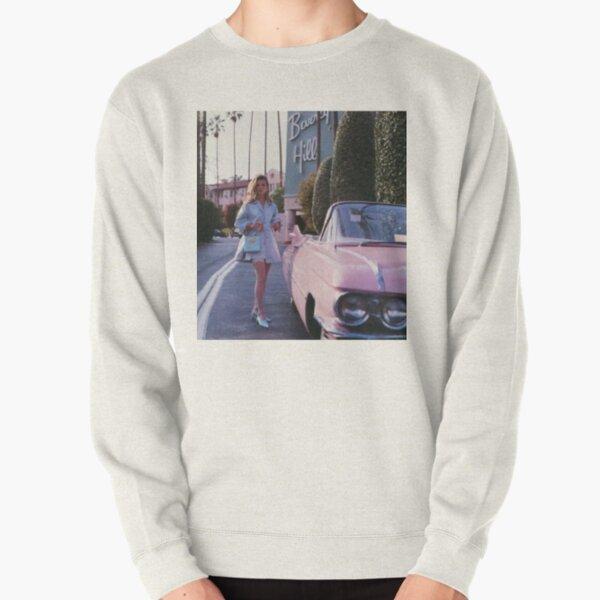 Vintage Car Pullover Sweatshirt