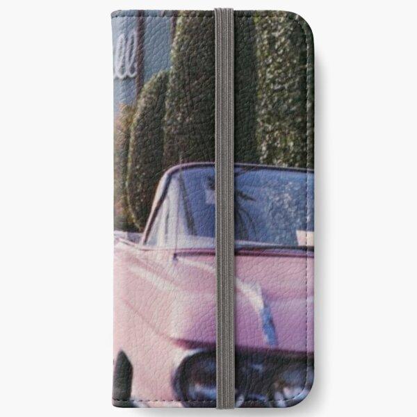 Vintage Car iPhone Wallet