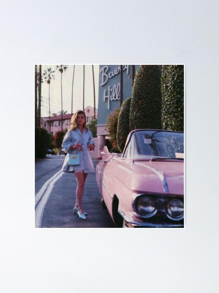 Alternate view of Vintage Car Poster