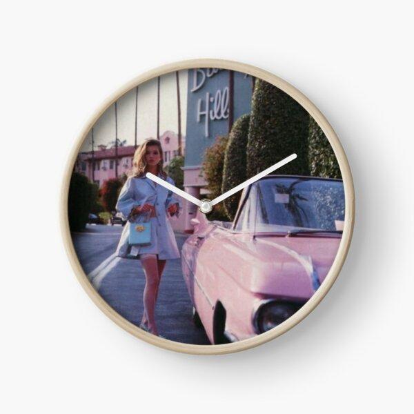 Voiture ancienne Horloge