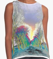 Trail to Heaven Contrast Tank