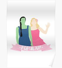 Popular! | Wicked Poster