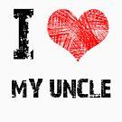 I Love My Uncle by Stuart Stolzenberg