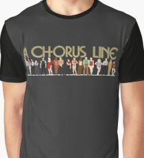 A Chorus Line Graphic T-Shirt